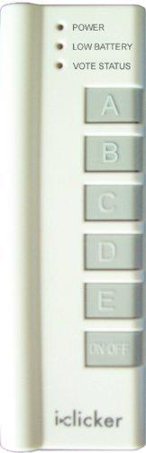 i>clicker student remote (Gen1): Radio Frequency...