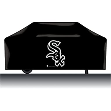 Rico Industries Chicago White Sox MLB Barbeque Grill Cover