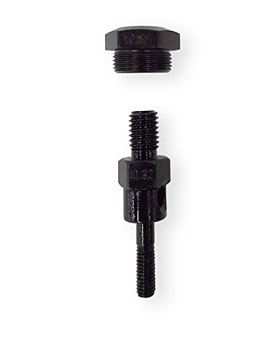 Astro Pneumatic Tool 1442-10/32A Mandrel and Nose Piece