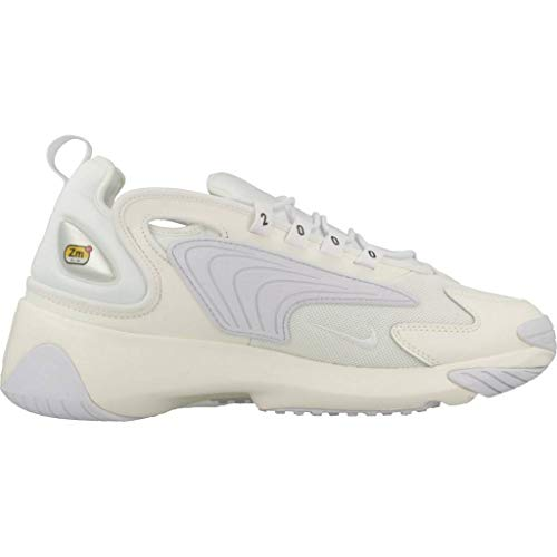 2k white Nike Homme black Multicolore Zoom Running De Chaussures 100 sail 88pwT
