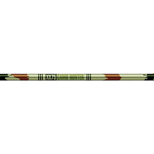 Hunter Xx75 Shafts Camo (Easton Camo Hunter XX75 Shafts 2315 Doz, Multi)