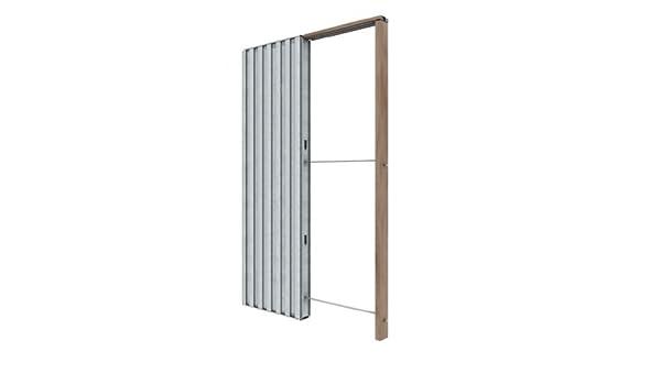 Bastidor para puertas correderas de yeso – Bastidor para puertas correderas. Fabricado en Italia, todas las dimensiones.: Amazon.es: Bricolaje y herramientas