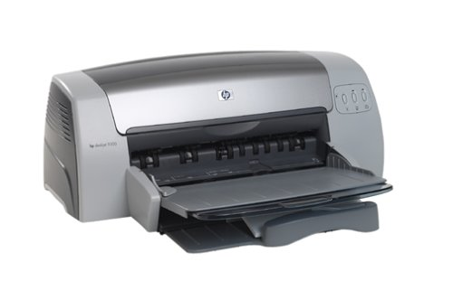HP DeskJet 9300 Printer (C8136A) (Hp Deskjet Printers Drivers)