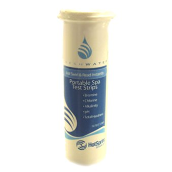 Hot Spring Spas Freshwater Test Strips 73687