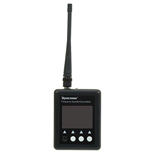 Prament シュルコム SF401 Plusポータブル周波数カウンタ27Mhz - 3000Mhz無線周波数カウンタメーター   B07JLHYHJL