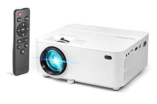 Technaxx Mini LED Beamer TX-113 Mini-projector met multimediaspeler