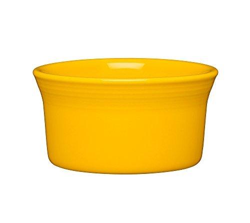 - Homer Laughlin 568-342 8 oz Ramekin, Daffodil