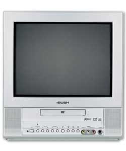 bush dvd 154 tv 15in flat screen tv dvd combi kitchen home. Black Bedroom Furniture Sets. Home Design Ideas