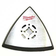 Milwaukee Pad (Milwaukee 44-52-2000 Backing Pad)