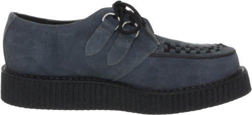Zapatos Grey Black Lo K de Mondo ante unisex Grau U T A8368 Gris amp; UaXnq