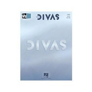 Hal Leonard VH1 Divas (P/V/G) by Hal Leonard (Image #1)