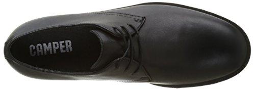 Camper Bowie - Zapatos de vestir Hombre Negro - negro