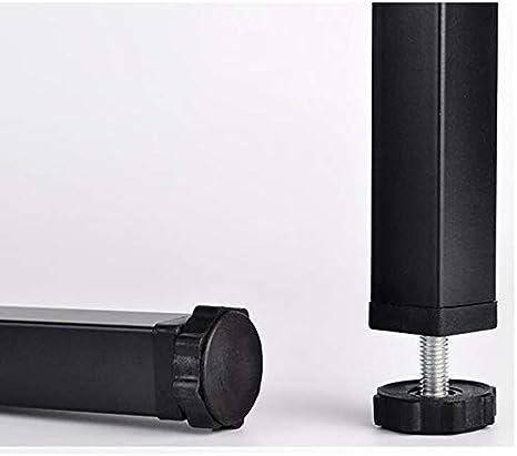1 St/üCk Furniture legs Metall M/öBelf/ü/ßE X1-Verstellbare T-Bett-St/üTzf/ü/ßE Schwarze Ersatzf/ü/ßE Hardware-Zubeh/öR
