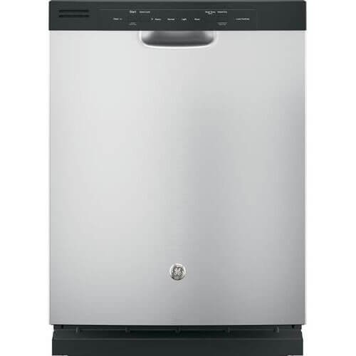 GE GDF510PSJSS Console Dishwasher Stainless