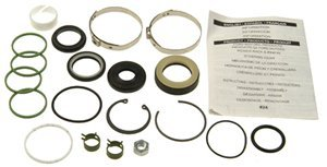 ACDelco 36-348364 Professional Steering Gear Pinion Shaft Seal Kit with Bushing, Clamp, Seals, and Snap Ring