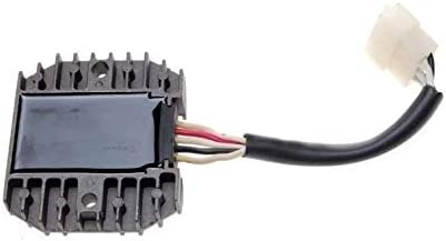 Regler//Gleichrichter f/ür Yamaha FZS 600 TDM 850 TRX XTZ 750 XV XVZ 1300