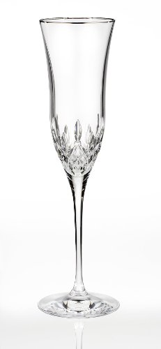 Waterford Lismore Essence Platinum Champagne Flute (Glass Champagne Platinum)