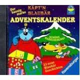 Käptn Blaubär. Schöne Bärscherung. CD- ROM für Windows ab 3.1/95. Der bannig starke Adventskalender. 25 neue Blaubär Geschichten