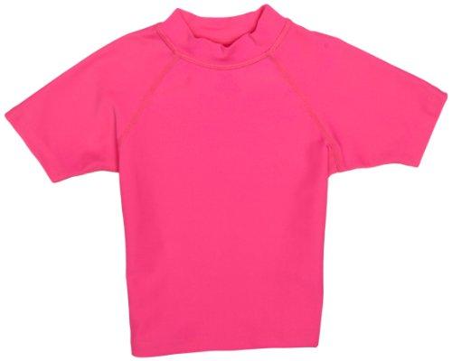UPC 715418011929, i play Short Sleeve Rashguard - Pink-24 Months