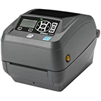 Zebra Technologies ZD50043-T013R1FZ Series ZD500R UHF RFID Printer, 300 dpi Resolution, USB/Serial/Centronics Parallel/Ethernet Port, Internal net, Wireless 802.11 A/B/G/N Radio W/BT