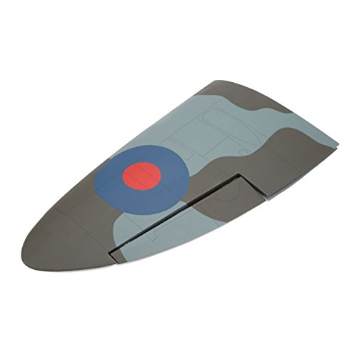 Hangar 9 Left Wing with Aileron & Flap: Spitfire MkIX 30cc, HAN449502 ()