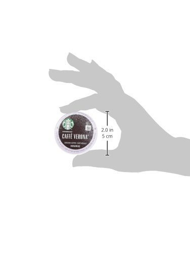 Starbucks Caffe Verona Dark, K-Cup for Keurig Brewers, 24 Count by Starbucks (Image #8)
