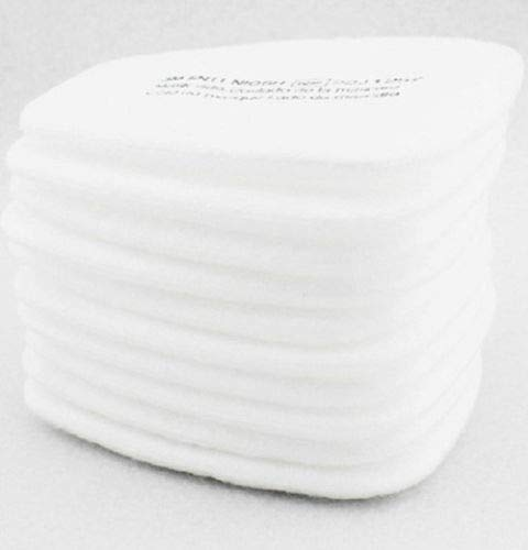 [WALLER PAA] 100pcs=10box 3M 5N11 N95 Particulate Filter for 3M 6200/6800/7502 Respirator by WALLER PAA (Image #1)
