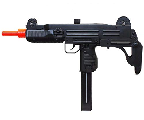 - AirSoft Full Automatic Uzi AEG Gun SMG Electric D91 Auto Machine Pistol CQB