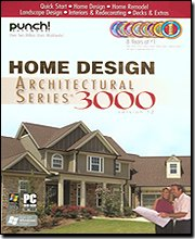 Punch! Home Design Architectural Series 3000