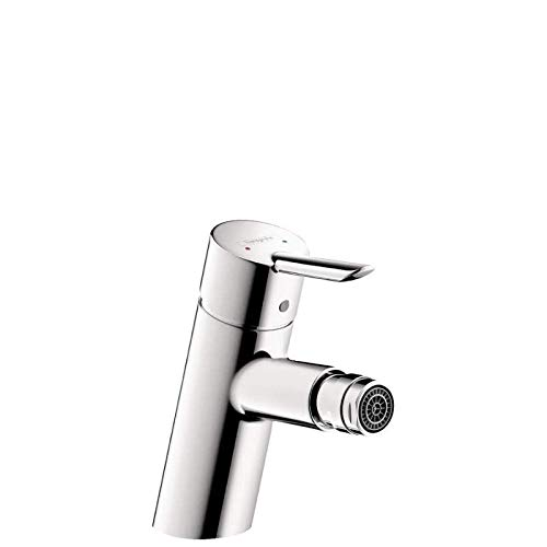 Hansgrohe 31721001 Focus S Over-The-Rim Bidet Faucet, Chrome