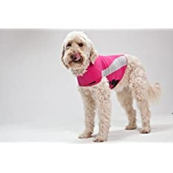 Thundershirt TS00146 Thundershirt Pink Polo - 2 Extra Large