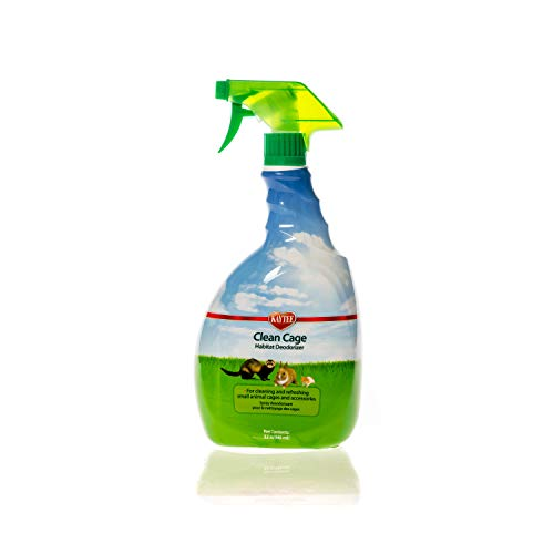 Kaytee Clean Cage Safe Deodorizer,32-ounces