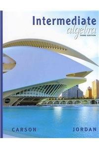 Intermediate Algebra plus MyMathLab/MyStatLab Student Access Code Card (3rd Edition)