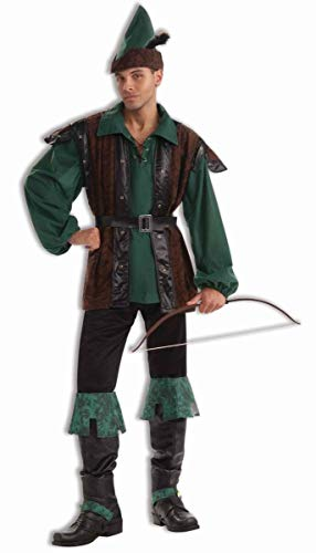 Forum Fables and Fairy Tales Robin Hoodie, Green, Standard Costume