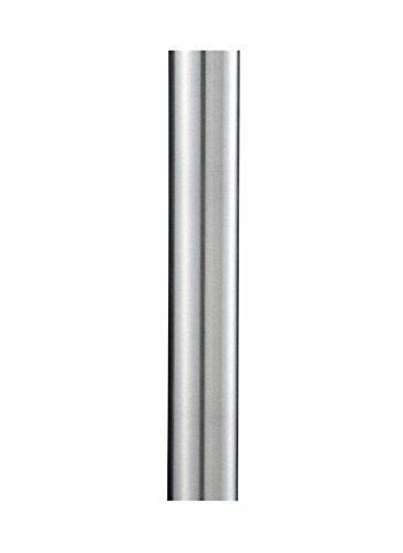 Brushed Aluminum Outdoor Lighting