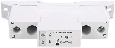 ZT-TTHG SMD06010K 10A DC 1-60VDC電圧リレーモジュールDinレールでベースのスマートソリッドステートリレーボード出力