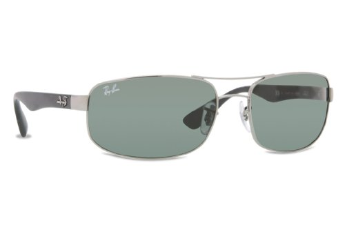 Brand New Ray-Ban RB 3445 004 Sunglasses by Luxottica by Ray-Ban