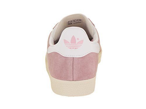 Icey Adidas Shoe Metallic Pink Gold Originals Women Casual Gazelle White UqUOXa