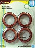 Large Curtain Grommets- Copper, 1-9/16'', 8 ct.