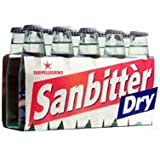 San Pellegrino Sanbitter Dry (White) - 10 X 3.4 Oz Bottles