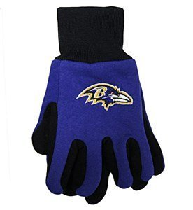 Baltimore Ravens Kids Gloves by Forever Collectibles