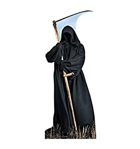 Advanced Graphics Grim Reaper Life Size Cardboard Cutout Standup