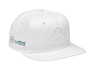 Gorra Mercedes-Benz Hamilton, Edición especial Estados Unidos 2017: Amazon.es: Coche y moto