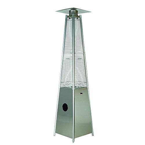 "Legacy Heating CAPH-GT-SS Patio Heater, 21""X21""X88"", STAINLESS STEEL"