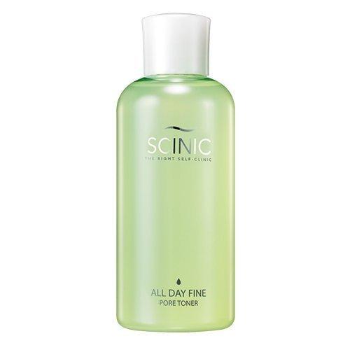 [SCINIC] All Day Fine Pore Toner Sebum Control Hydrating Moisturizing 200 ml