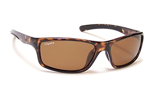 Performance Polarized Sunglasses ,Spark Tortoise Frame/Brown - Sunglasses Superflex