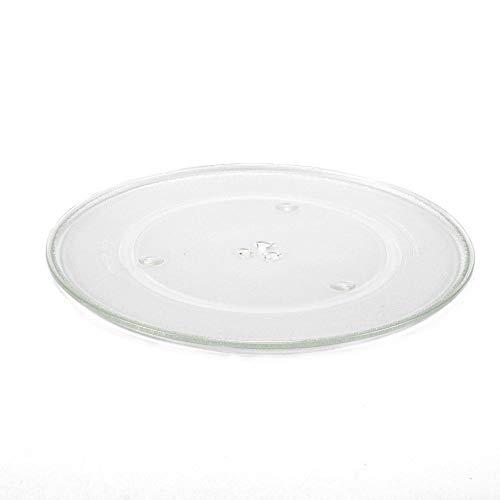 Panasonic Microwave Glass Turntable Plate / Tray 16 1/2  # F06014M00AP