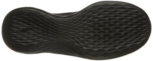 Skechers Womens You Movement Slip-On Shoe Black