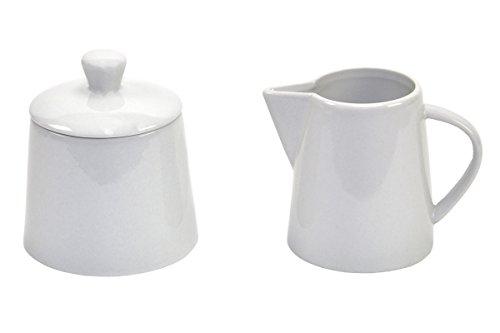 2tlg. Set Milchkännchen 23cl & Zuckerdose 28cl Serie Lilli