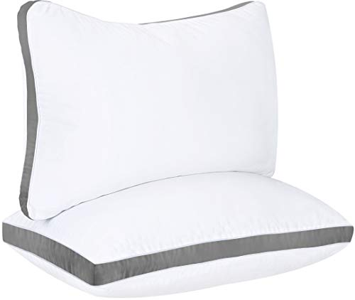 Utopia Bedding Gusseted Pillow